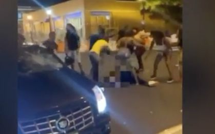 2 charged, 4 sought in beating of Newark motorist caught on video