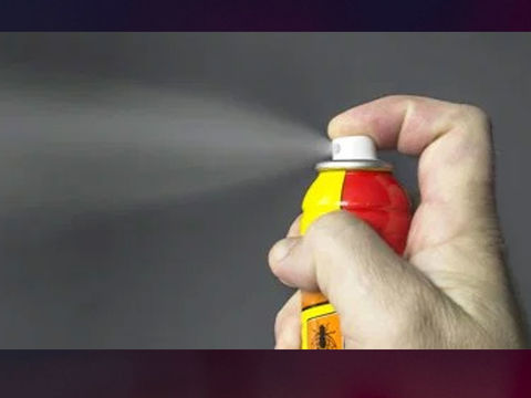 Wasp spray is being used as a meth alternative, West Virginia police say