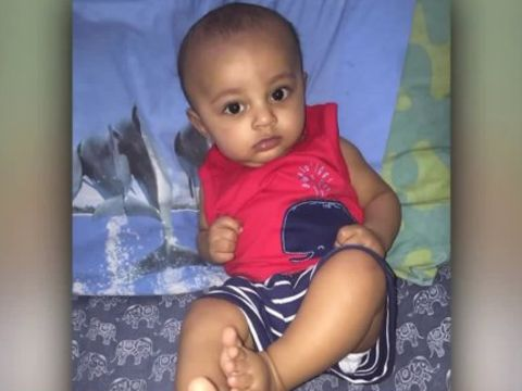 Family of baby allegedly killed by father trying to cope with loss