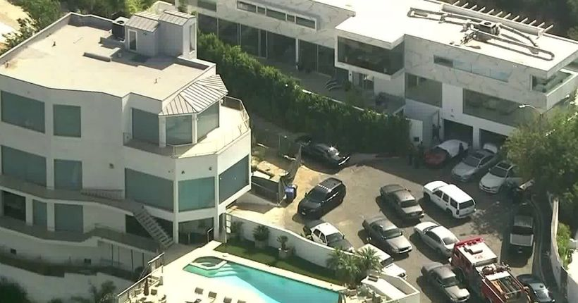 Several detained in raid on rapper YG's Hollywood Hills home linked to deadly Compton shootout
