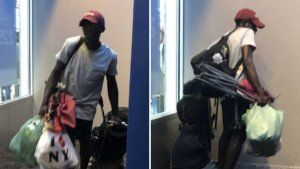 Homeless man arrested for stabbing woman with needle in Midtown bank: NYPD