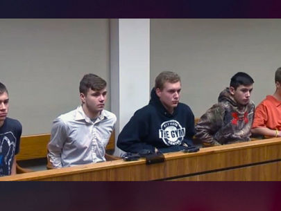 Teens who threw rock off overpass that killed man may be sentenced as adults