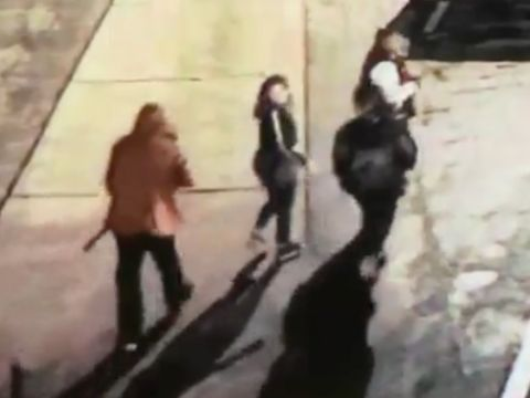 Suspects sought after victim brutally beaten with baseball bat