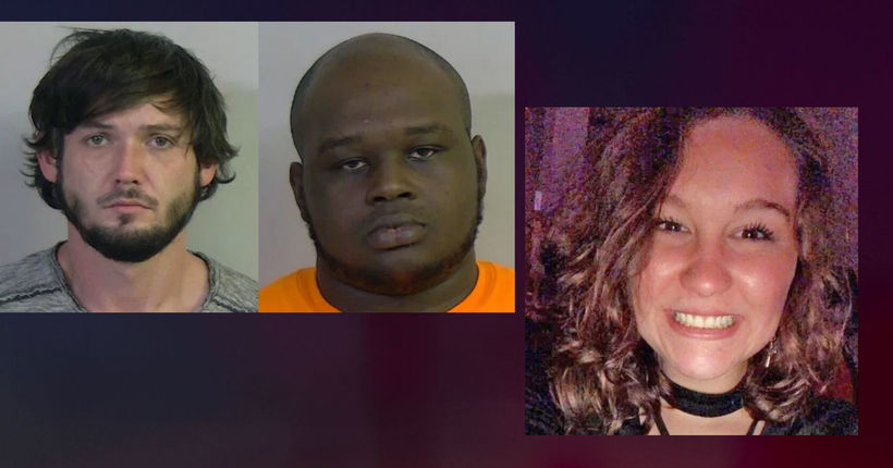 Missing woman's body found in Alabama well; 2 charged with murder
