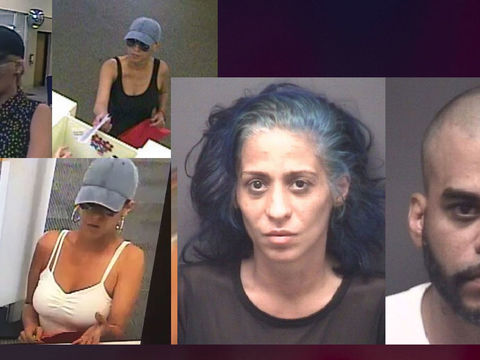 'Pink Lady Bandit,' accomplice arrested for East Coast bank robberies: FBI
