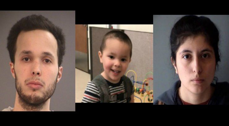 Body of toddler identified as 2-year-old whose parents died in an apparent murder-suicide