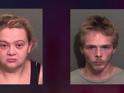 Couple arrested, accused of molesting 7-year-old girl