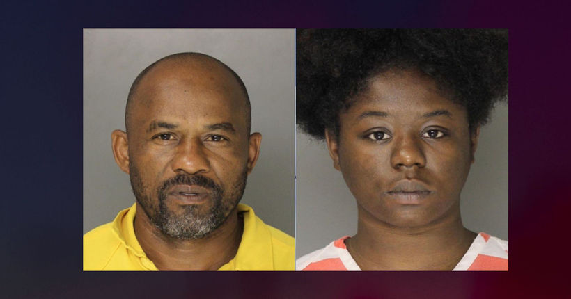 Father and daughter accused of sexually assaulting two girls at motel