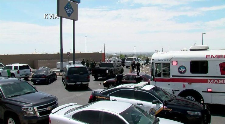 Several killed, at least 22 injured in shooting in El Paso shopping area; suspect in custody: police
