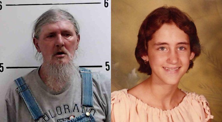 Man arrested in 1980 rape, killing of 14-year-old girl