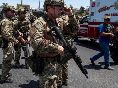 20 killed, 26 injured in El Paso shooting; gunman IDd as 21-year-old man: cops