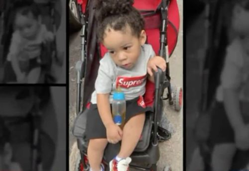 1-year-old boy inside SUV stolen in Brooklyn found safe; Amber Alert canceled