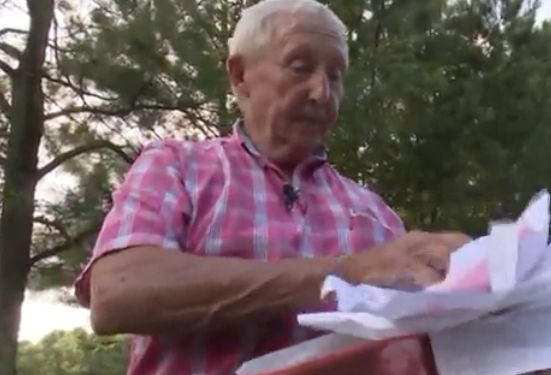 Jackson County resident finds tax forms dumped in a ditch