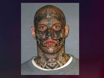 Attorney seeks jurors who won't judge client's face tattoos
