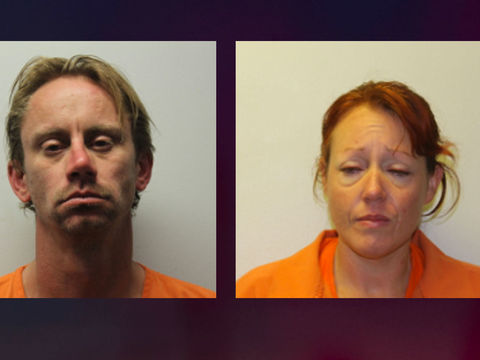 Former correctional officers charged with meth distribution