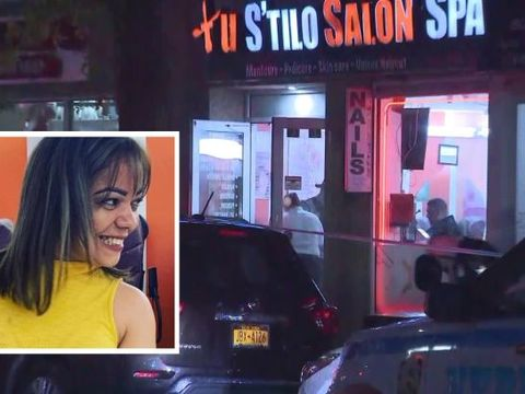 Estranged husband arrested in death of wife who was working at salon