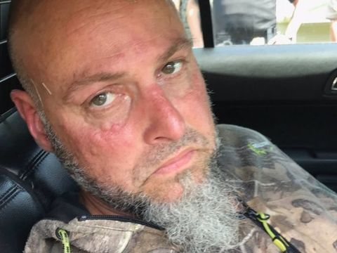 Escaped inmate suspected of killing corrections official taken into custody