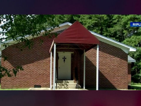Man shot dead in Mississippi church during Sunday service