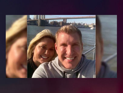 Arrest warrants issued for reality TV stars Todd and Julie Chrisley