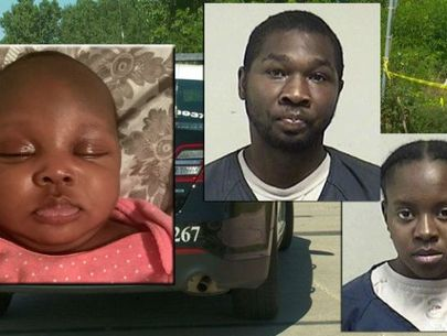 Police: Body of baby disposed of in field, 2 persons expected to be charged