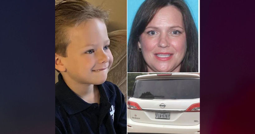 Police: Texas boy subject of Amber Alert, mother found dead