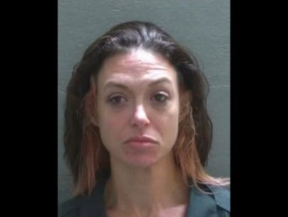 Woman charged after dog dies in hot car in Walmart parking lot