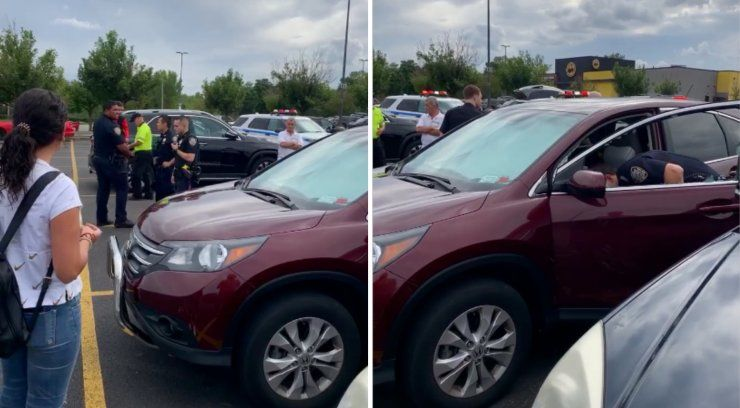 Mom arrested after 3-year-old boy left in SUV in parking lot: Police