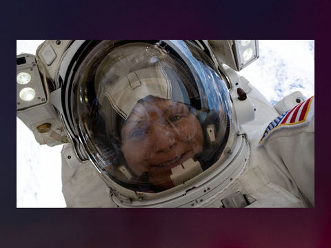 Astronaut accessed spouse's bank account in possible first criminal allegation from space