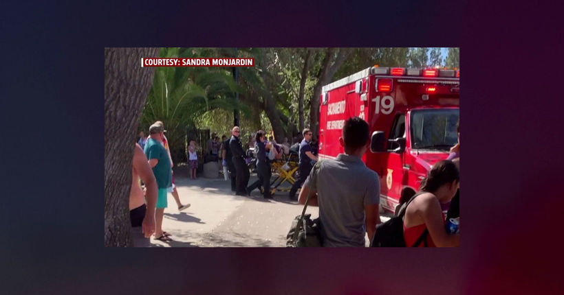 Brawl at Raging Waters sends 2 to the hospital, closes park early