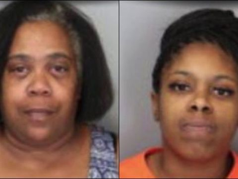 Mother and daughter accused of stealing crab legs, punching manager