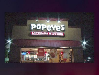 Popeyes customer points gun, demands chicken sandwich in Houston