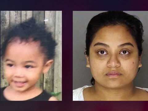 Toddler found dead; driver charged, says child sold for $10K
