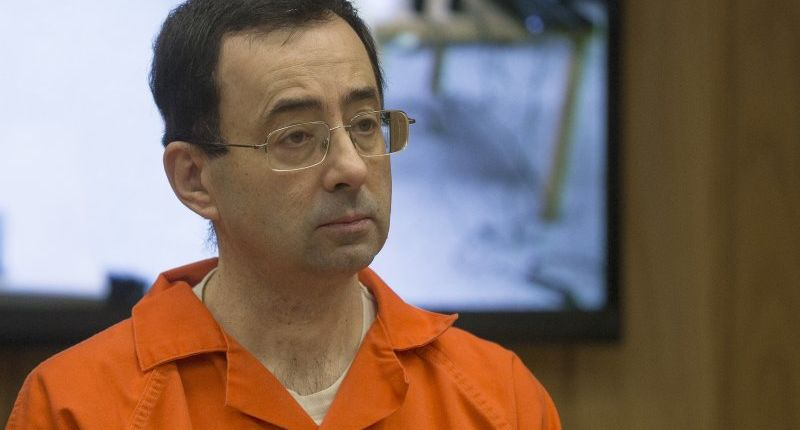 Michigan State University fined record $4.5 million in Larry Nassar sexual abuse case