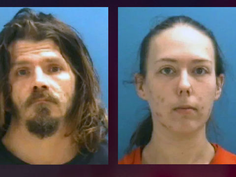 2 arrested, accused of leaving baby alone in feces-filled home