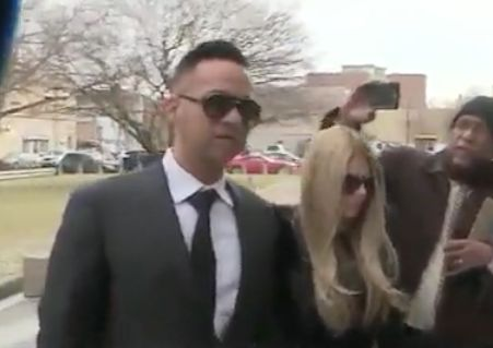'Jersey Shore's' Mike 'The Situation' Sorrentino expected to be released from prison today
