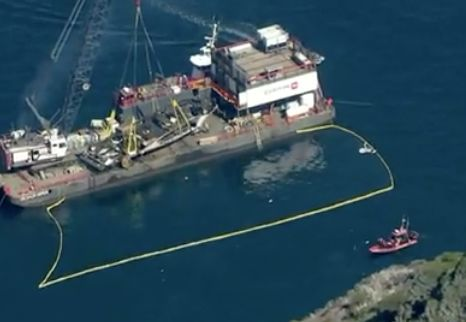 NTSB: Conception dive boat had no required overnight watch