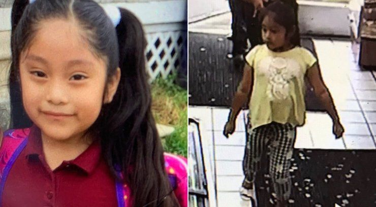$20,000 reward for information leading to return of kidnapped 5-year-old N.J. girl