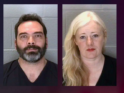 Couple accused of abandoning adopted daughter released on bond