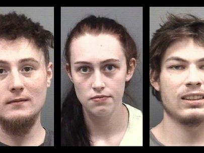 3 charged after deputies find naked toddler running around outside