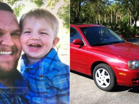 Amber Alert issued for boy last seen with 'armed & dangerous' father