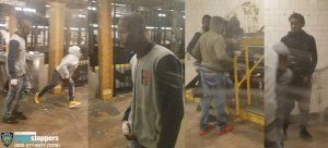 Man chasing pair who robbed him in Bronx subway station gets robbed again