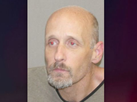 California man finds naked burglary suspect asleep in his