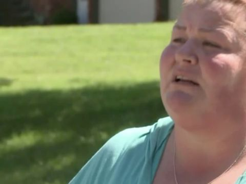 Woman has message after 2-year-old grandson dies in shooting