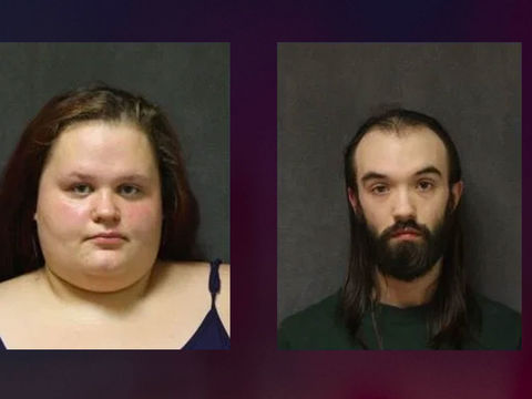 Dad, aunt arrested after 2-year-old found playing on roof