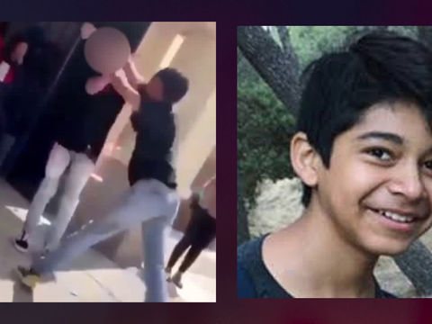 2 teens charged in connection with fatal sucker-punch of boy