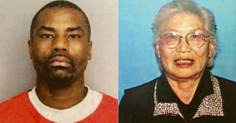 Man sobs after being convicted of kidnapping, raping, murdering 81-year-old woman in Bay Area