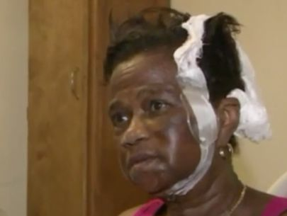 Man breaks 71-year-old grandmother's jaw with sucker punch