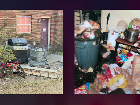 Parents arrested after children found in 'deplorable' living conditions