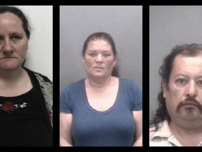 3 people arrested after allegedly trading toddler for vehicle