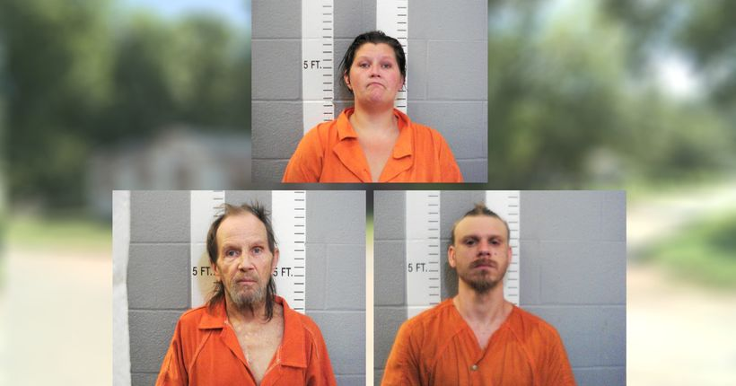 Children found living among rats, trash in Oklahoma home leads to three arrests